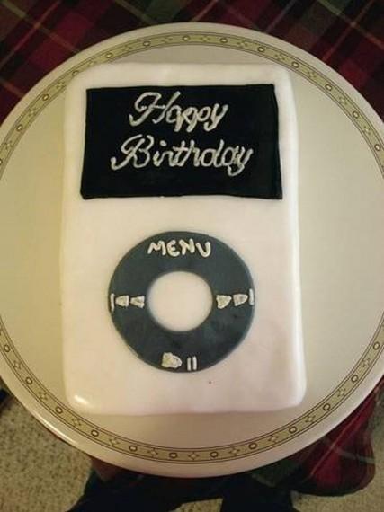 Торт iPod