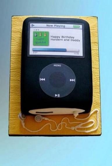 Классный торт-iPod