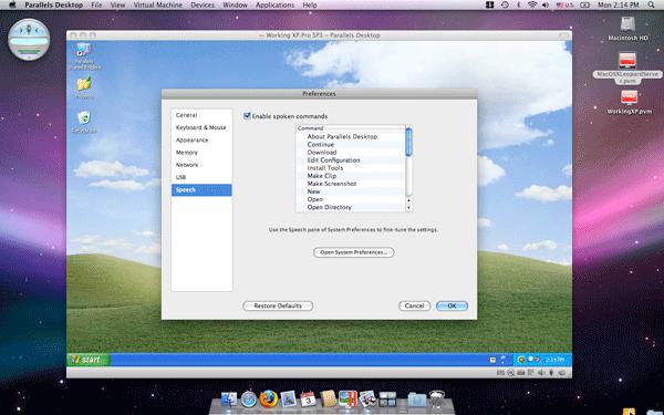 Windows программы в Mac OS X