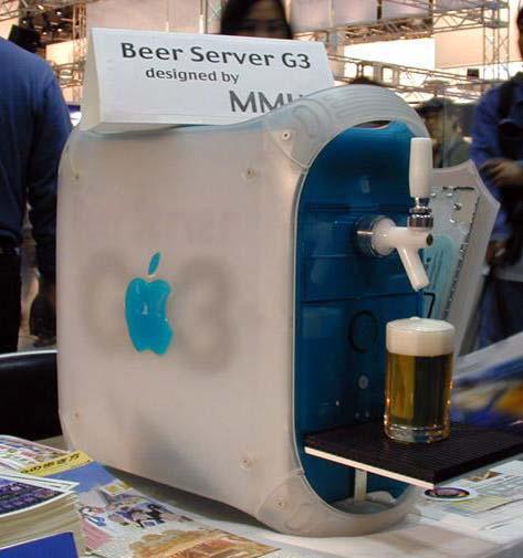 Пивной сервер