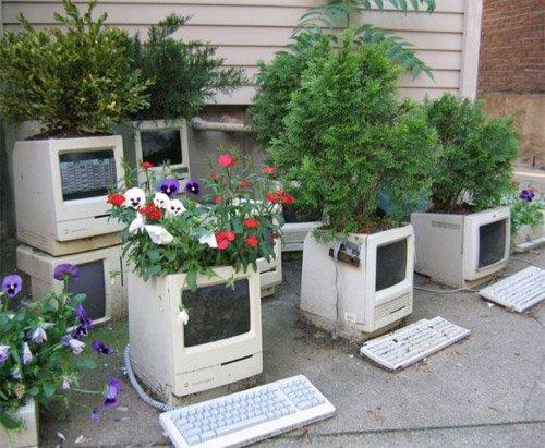 Горшки Macintosh