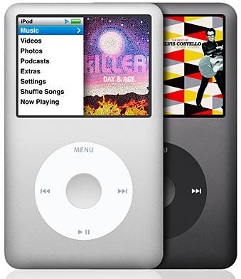 Новый iPod classic