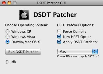 DSDT Patcher
