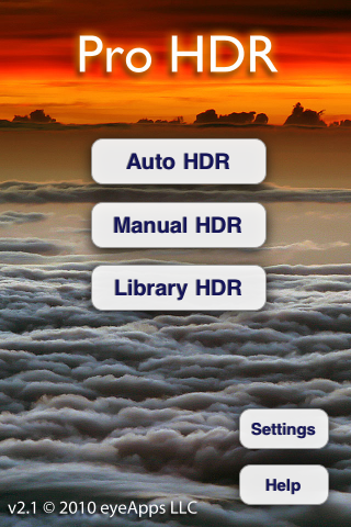 Pro HDR