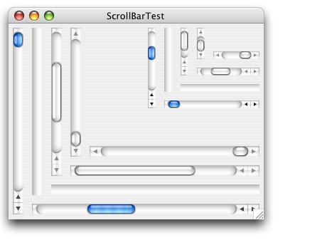 Дизайнеры OS X потратили 6 месяцев, чтобы довести скроллбары до ума
