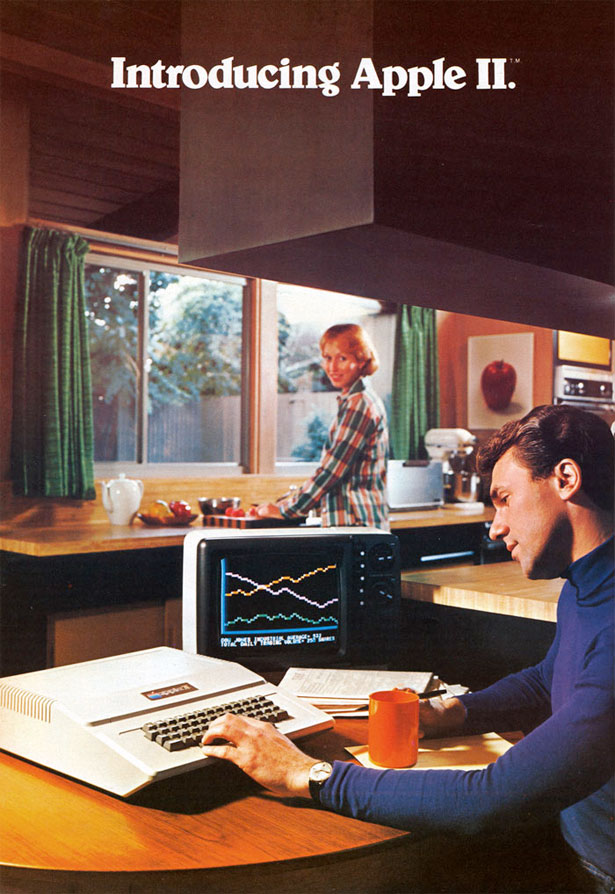 1977 Apple ][