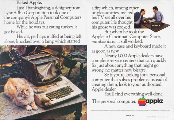 1981 Baked Apple