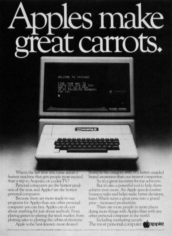 1982 great carrots