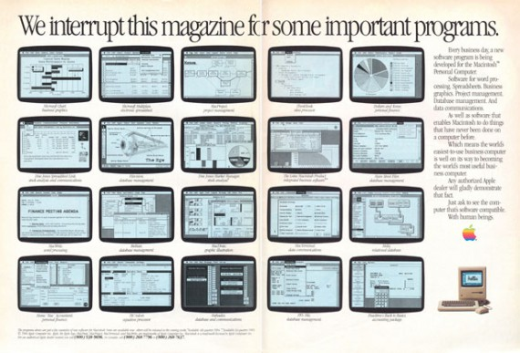 1984 important programs