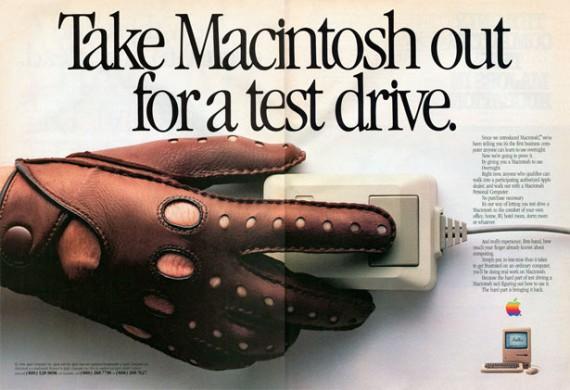 1984 mac test drive