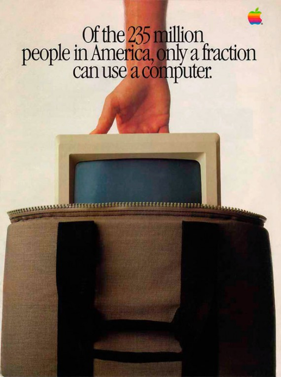 1984 news week ad