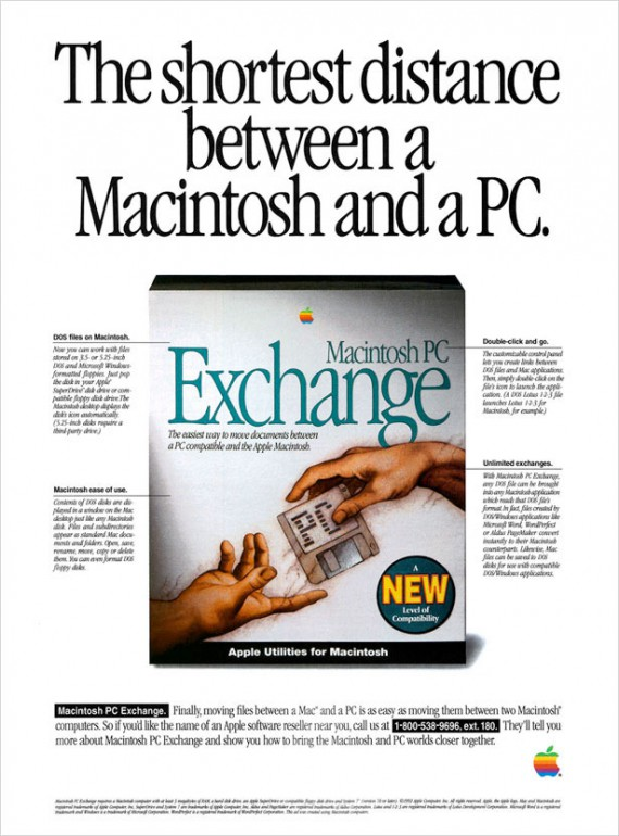 1992 mac pc exchange