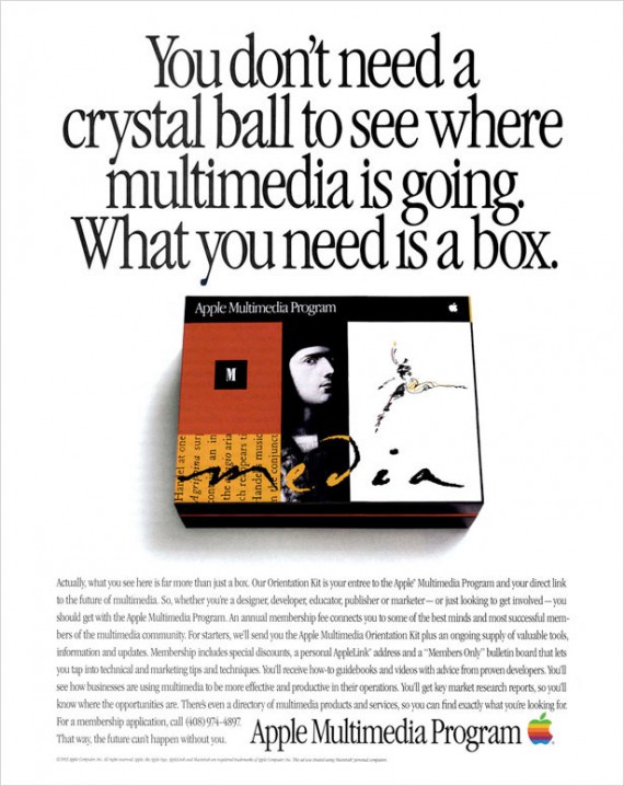 1993 apple multimedia