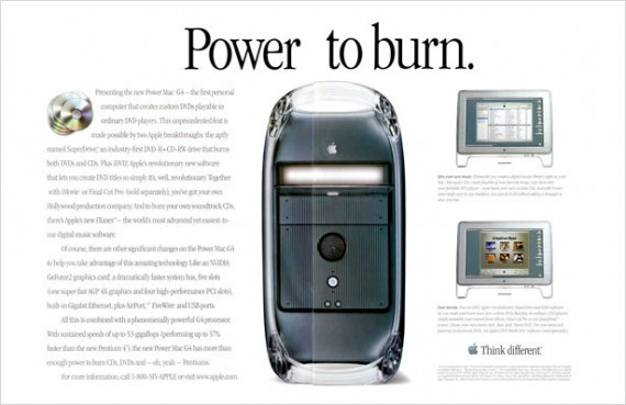 2001 g3 power to burn