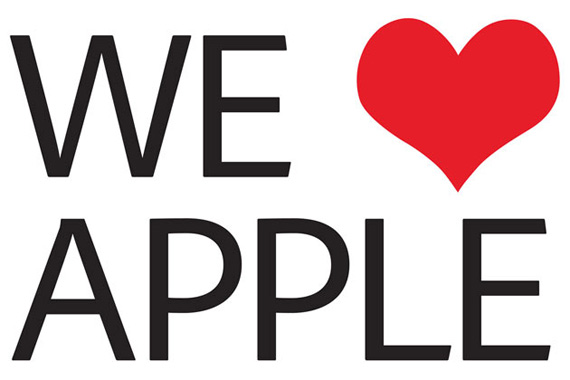 Adobe Apple Love