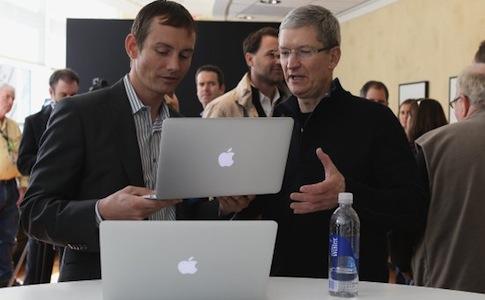 Тим Кук — новый генеральный директор Apple