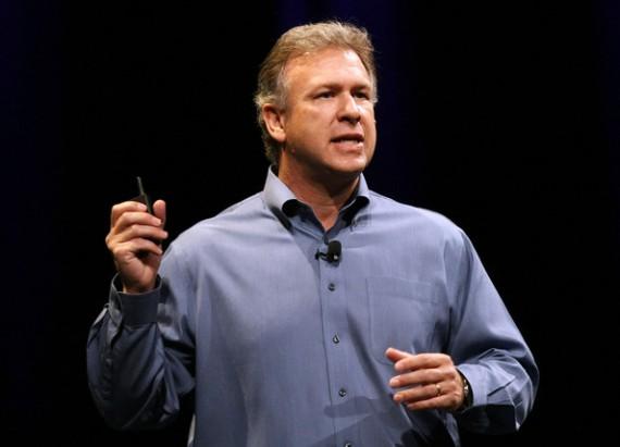 Фил Шиллер, директор Apple по отделу маркетинга
