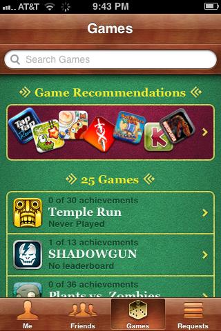 Интеграция Game Center с App Store