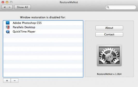 restoremenot
