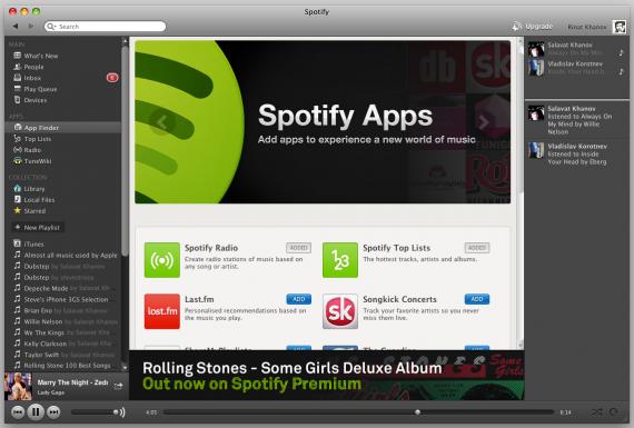 Обзор музыкального сервиса Spotify и способы использования в России
