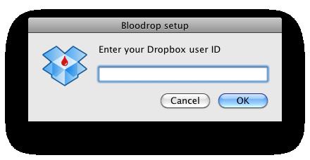 Bloodrop for Mac — быстрая загрузка файлов в Dropbox
