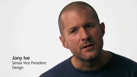 Джони Айв о дизайне Apple, конкурентах и звании рыцаря