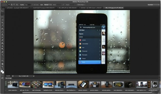 Adobe выпустила Photoshop CS6 Beta