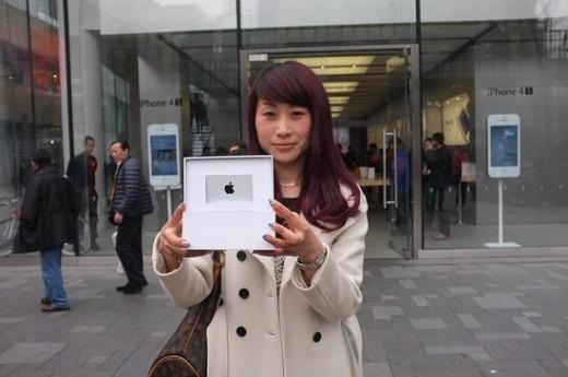 Жительница Китая получила свой iTunes Gift Card на $10.000