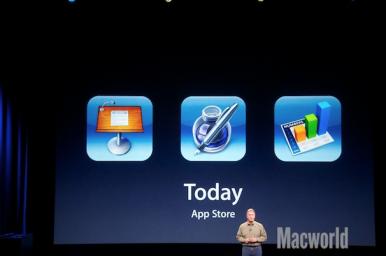 Apple обновила iMovie, GarageBand и пакет iWork for iOS