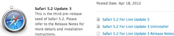 Safari 5.2 update 3: SVG и CSS фильтры, новый Web Inspector, Web Audio API