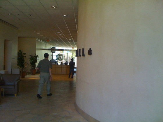 Inside Apple HQ