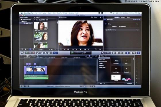Появились подробности про обновление Final Cut Pro X 2012
