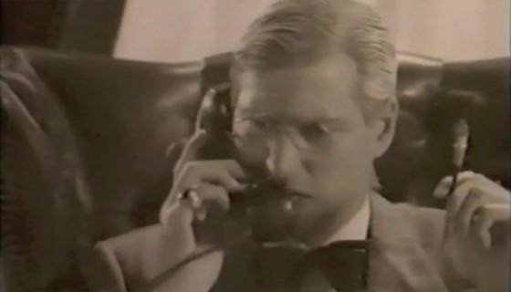 Видео: Стив Джобс в роли Рузвельта