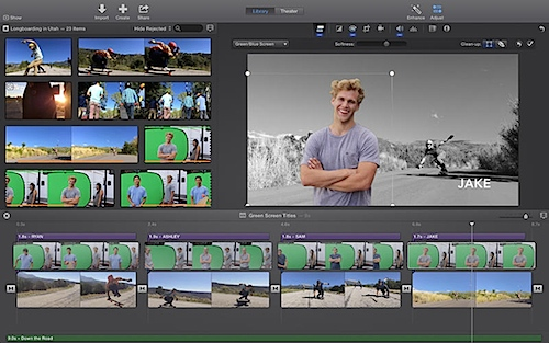 iMovie 10.0.3