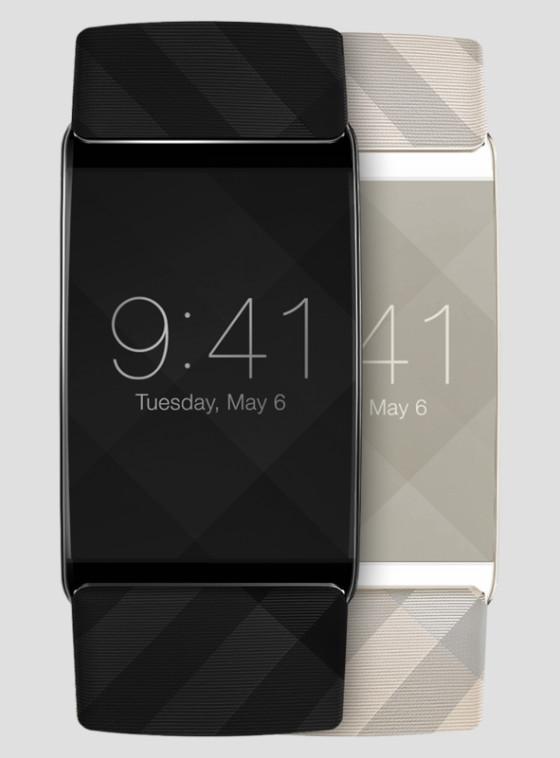 iwatch концепт Burberry