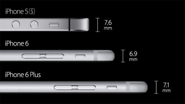 Минусы iPhone 6