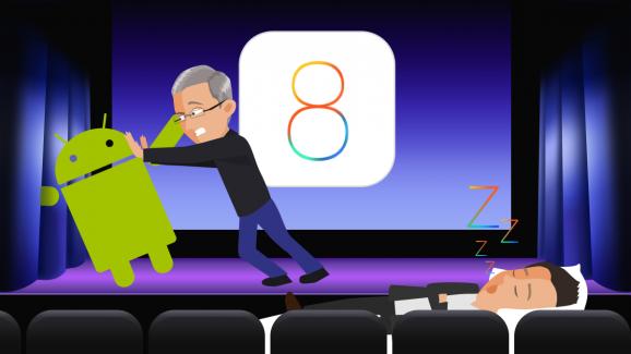iOS 8 анонс