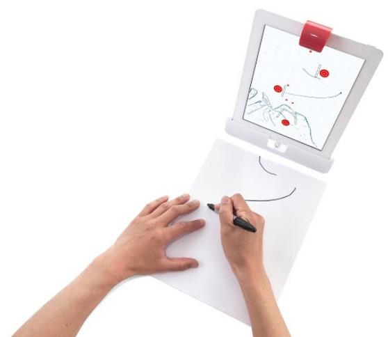 Обучение на iPad от Osmo