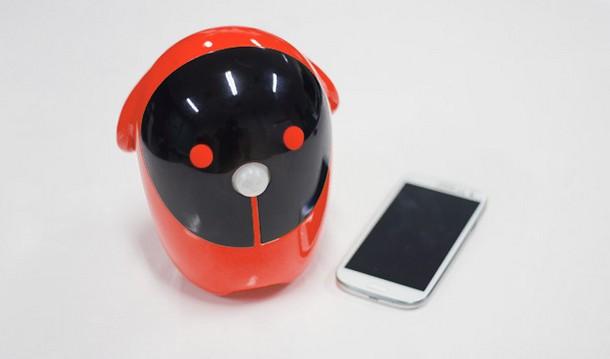 Робот Rico для iPhone