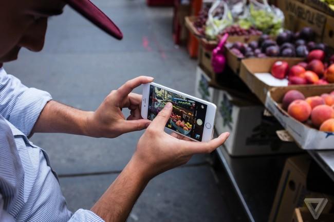 Почему iPhone 6 выпирает камера