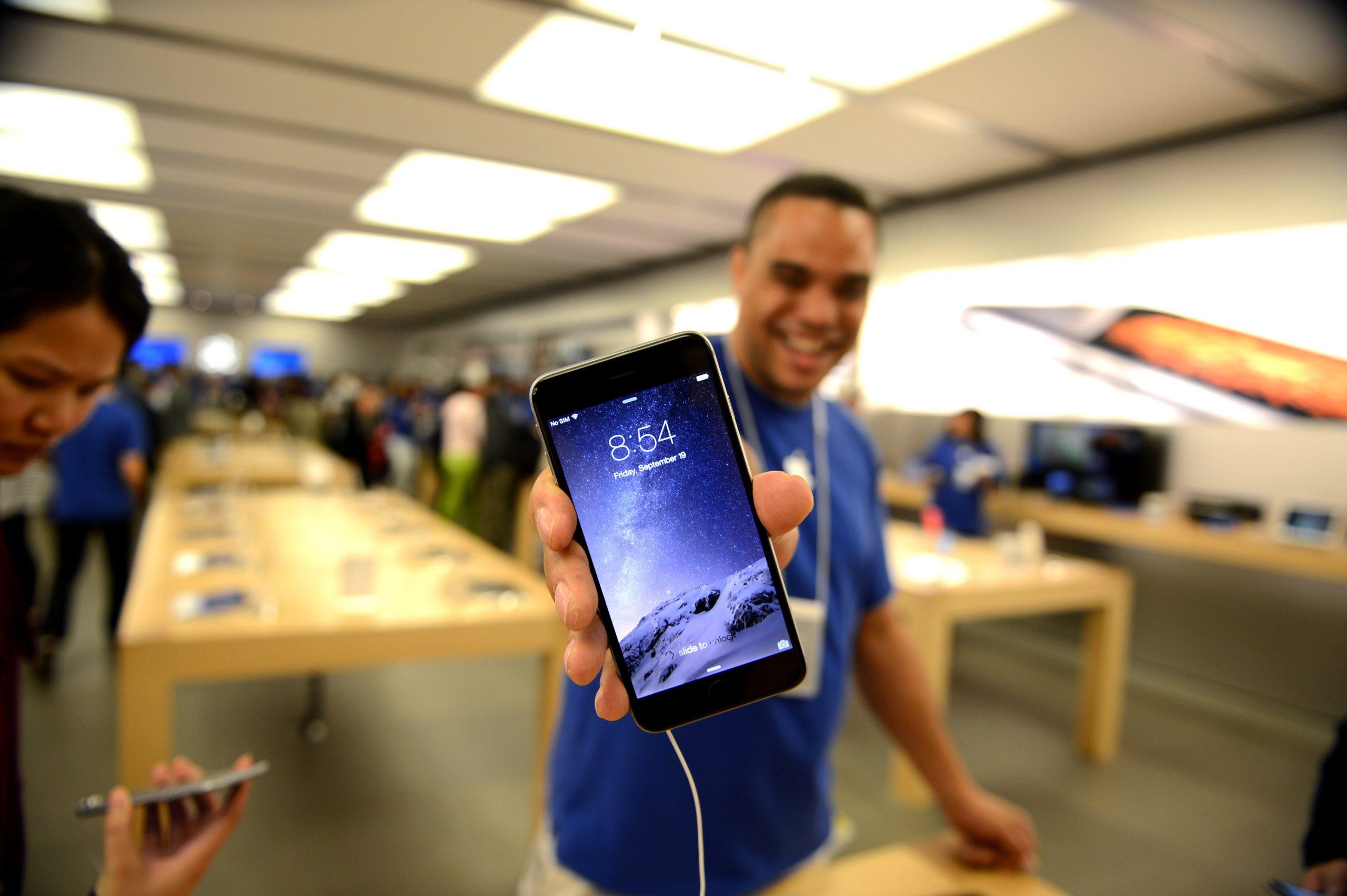 Цены на iPhone 6