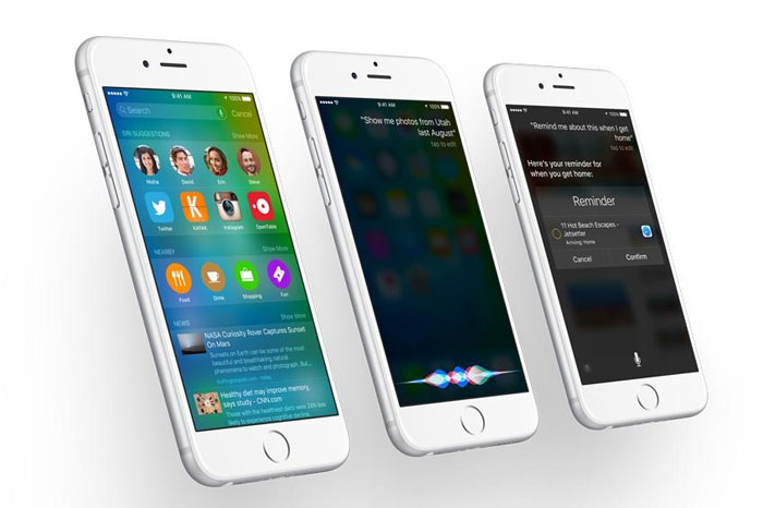 Apple показала революционное лицо - OS X, iOS и Apple Music
