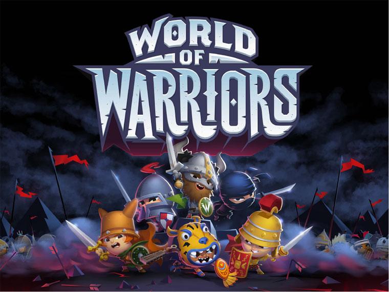 Для iOS вышла боевая стратегия World of Warriors