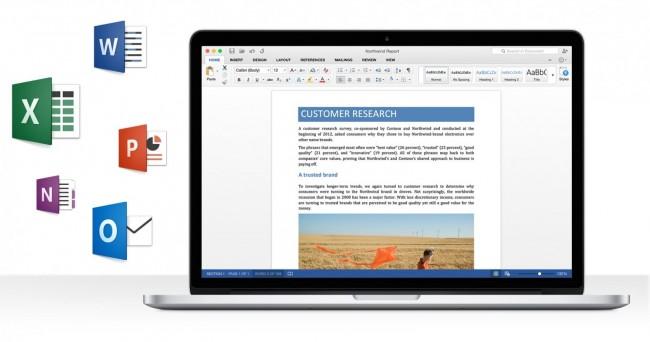 Microsoft Office 2016 Mac