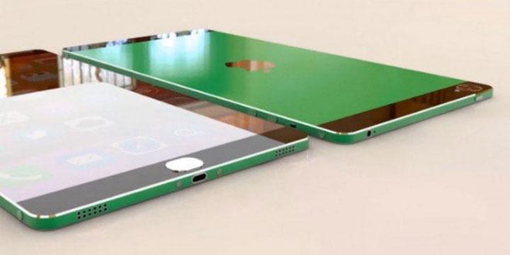 Через год Apple выпустит тончайший коммуникатор iPhone 7