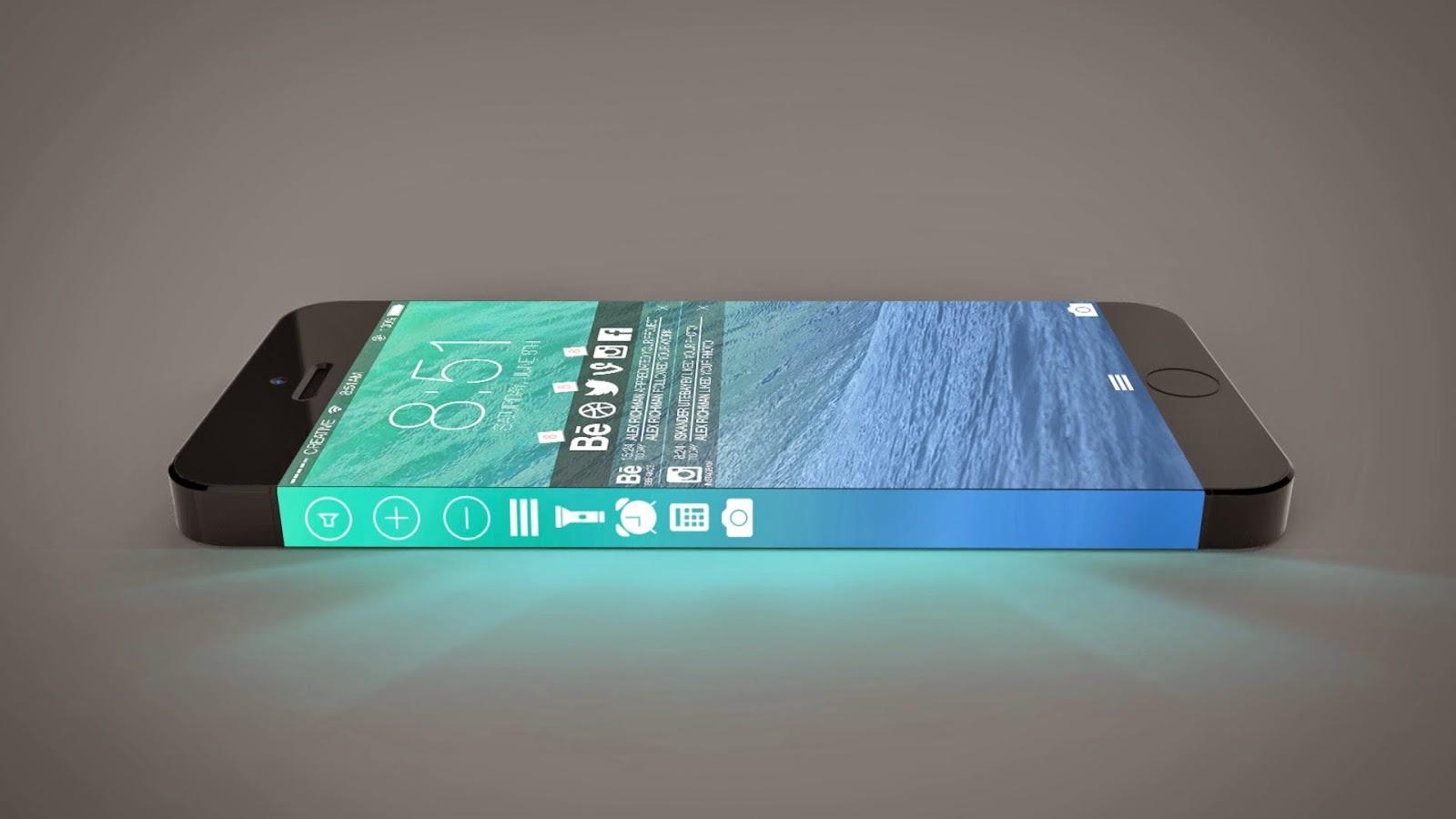 Появилась информация о «новых материалах» iPhone 8