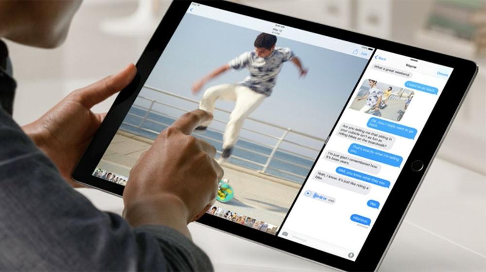Последние новости про iPad Pro на 12,9 дюймов