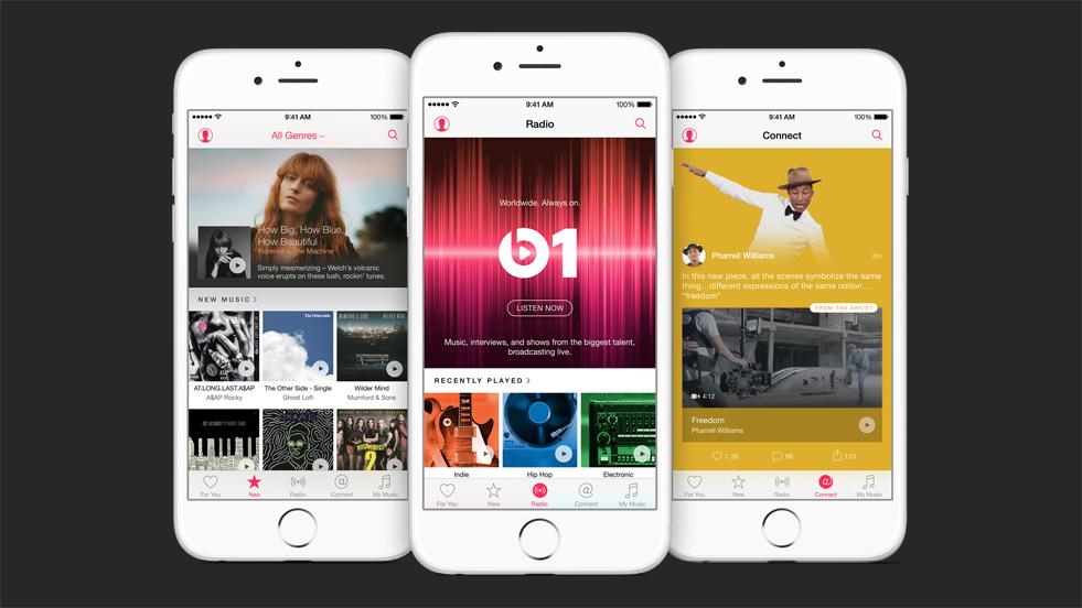 Усовершенствованный Apple Music больше не будет допускать просчеты