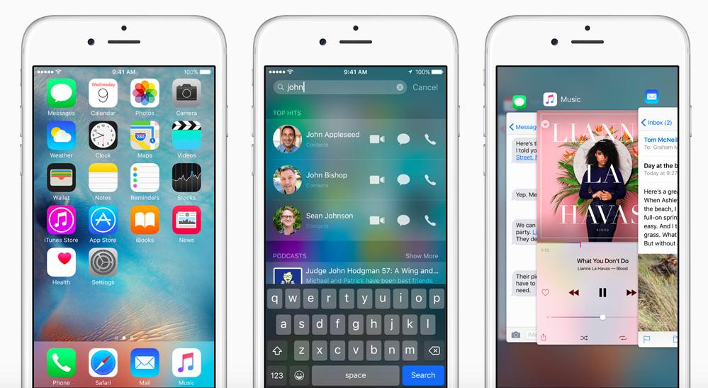 Известный эксперт назвал бету-версию iOS 10 бардаком