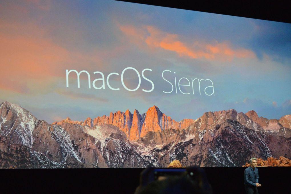 Бета-версия macOS Sierra от Apple доступна для открытого тестирования